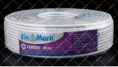 Кабель коаксиальный FinMark F690BV 100 метров 75 Ом