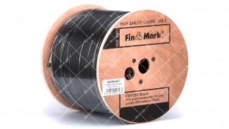 Коаксиальный кабель FinMark F690BV Black (305 м.) 75 Ом черный