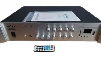 Трансляционный усилитель BIG PADIG120