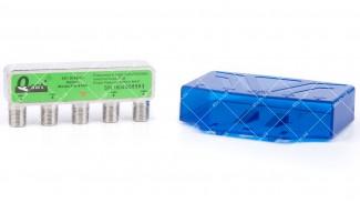 DiSEqC 4х1 Q-SAT DS-41K6 в кожухе