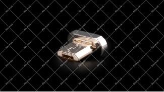 Наконечник на магнитный кабель USB 2.0 Micro