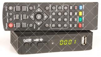 Цифровой эфирный ресивер MEGOGO HD DVB-T2