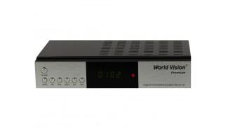 World Vision Premium DVB-T2/С RF Модулятор