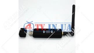 USB Wi-Fi адаптер QF-1A 802.11n + антенна 5dBi