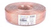 Коаксиальный кабель CommSpace RG-6U (RG-6/TR) Силикон (100 м.) 75 Ом