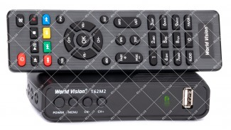 World Vision T62M2 DVB-T2