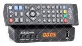 SATCOM T501 DVB-T2 + пульт обучаемый