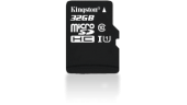 microSDHC UHS-I Kingston 32Gb class 10 adapter SD (SDC10/32GB)