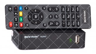 World Vision T62M3 DVB-T2