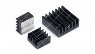 Комплект радиаторов для Raspberry Pi