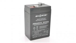 Батарея аккумуляторная Энергия RB640CS 6V 4Ah