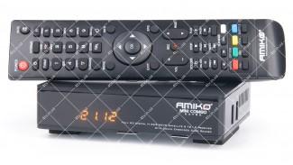 Amiko Mini COMBO EXTRA HD DVB-S2/T2/C