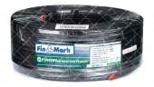 Кабель коаксиальный FinMark F5967BVcu-2x0.75 100 метров 75 Ом черный