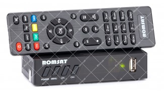 Romsat T8008HD DVB-T2 SMART EDITION
