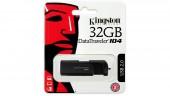 Накопитель Kingston 32GB DataTraveler 104 USB 2.0