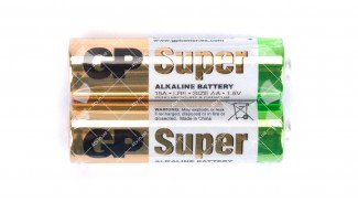 Батарейка GP Super Alkaline 1.5V AA LR6 GP15A 2шт