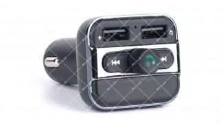 FM-трансмиттер BT20, microSD + Bluetooth + 2xUSB