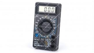 Мультиметр цифровой DT838 звук  + температура