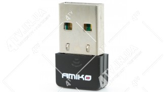 USB Wi-Fi адаптер Amiko WLN-850 RT5370 2dBi