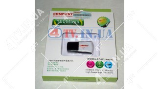 USB Wi-Fi адаптер Comfast CF-WU720N