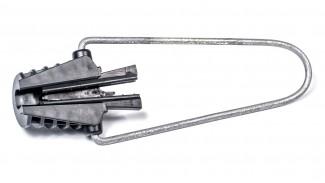Натяжной зажим Н3 для круглого кабеля 6 мм