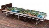 Раскладушка садовая Классик-П с матрасом