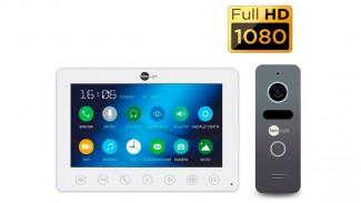 Комплект видеодомофона Neolight OMEGA+ HD / Solo FHD Graphite