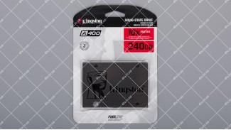 "SSD накопитель Kingston A400 2.5"" 240GB (SA400S37/240G)"