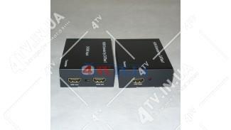 Удлиннитель HDMI-шнура по витой паре