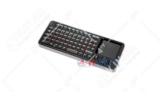 Клавиатура Openbox mini Wi-Fi с Touchpad и подсветкой