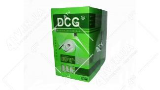 Витая пара FTP DCG cat 5E 4PR CCA PVC 0,50 внутренняя