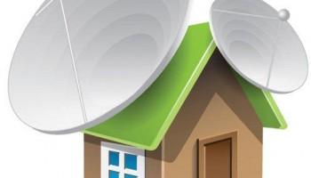 Как организовать спутниковое телевидение дома… выгодно?