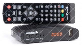 OpenFox T2 SMART UNIVERSAL DVB-T2 IR + обучаемый пульт