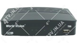 World Vision T55 DVB-T2