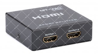 Сплиттер HDMI 4K 1х2 активный