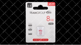 Накопитель Team Group 8GB C12G White USB 2.0