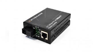 Медиаконвертер FoxGate EC-B-0,1-1SM-1550nm-20-LFP