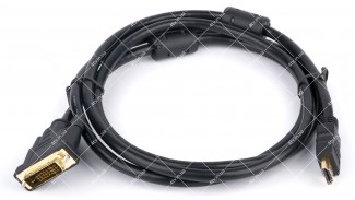 Шнур HDMI - DVI 28 AWG 1.8 метра