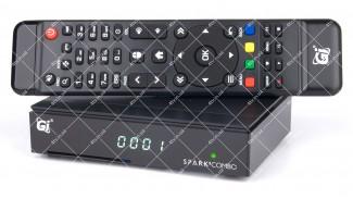 GI Spark 3 Combo HD DVB-S2/T2/C 1GB/8GB Android 5.1