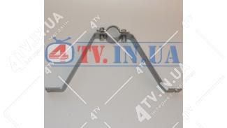 Крепление мачты к стене КМС 45, цинк