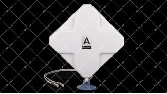 GSM/3G/4G/LTE антенна автомобильная ANTENITI 3G/4G LTE MIMO 2x9 dbi