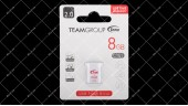Накопитель Team Croup 8GB C12G White USB 2.0