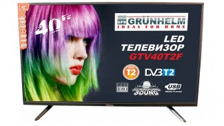 Телевизор GRUNHELM GTV40T2F Full HD