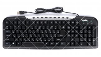 Клавиатура Merlion KB-Black Star