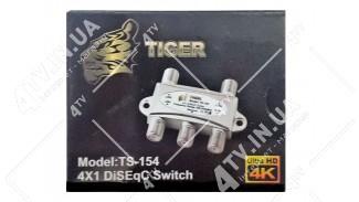 DiSEqC 4х1 Tiger TS-154