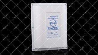 GSM антенна панель RAZOR 1700-2200 MHz 15dB 3G/4G