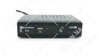 Alphabox T11 DVB-T2