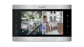 Видеодомофон Slinex SL-10IPTHD (silver+black)