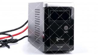 ИБП UPS RITAR RTSW-600 LCD (360W), под внешний АКБ