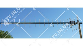 CDMA/GSM/3G антенна 1.5м 19db